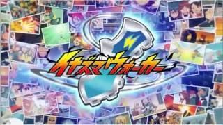 Inazuma Walker Ending Theme - Moetekitaze