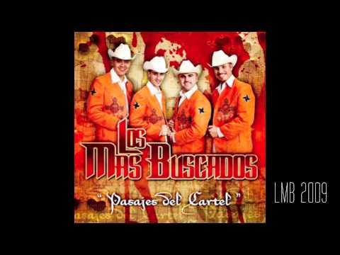 El Zacatecano de Los Mas Buscados Letra y Video