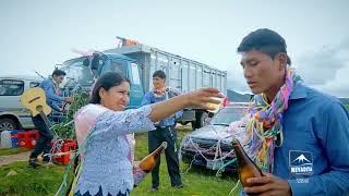 FLOR DE ROSAS - cholita Arachaqueña [CARNAVAL 2018] NEVADITA PRODUCCIONES ᴴᴰ✔