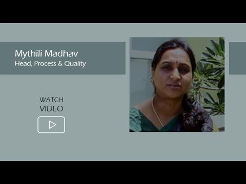 Mythili Madhav at Aspire Systems Digital