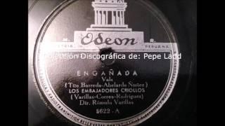 ENGAÑADA (LOS EMBAJADORES CRIOLLOS) - ¡LA ORIGINAL!