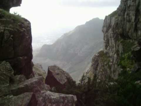 Cape Town South Africa: Table Mountain Climb