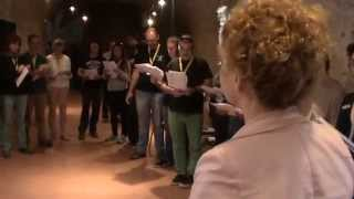 Singing workshop by Bojana Nikolic - Serbian words