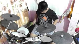 Day 6 - Letting Go  - Drum Cover by Fluke