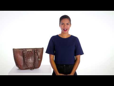 Brahmin Willa Carryall Video