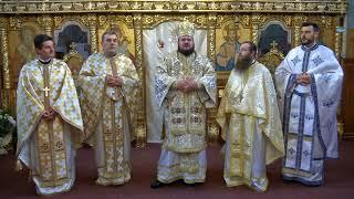 PS Petroniu - Predica la sarbatoarea Intrarea in Biserica a Maicii Domnului, Simleu Silvaniei, 2017