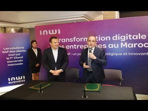 Video : Inwi, premier partenaire SAP au Maghreb