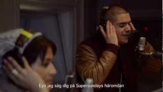 Stor feat Linda Pira -Rom & Kush Live i Kärleksattacken #rödnovember
