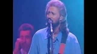 Bee Gees - For Whom The Bell Tolls - Live Royal Variety 1993