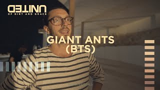 Of Dirt And Grace - Playing drums with giant ants - Hillsong UNITED