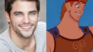 My Disney Hercules live-action casting