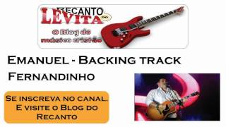 Emanuel - Fernandinho (Backingtrack)