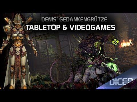 Tabletopspiele als Videogames | Denis'  Gedankengrütze von der Gamescom 2017 | DICED