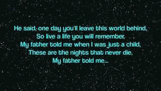 Avicii - The Nights (Lyrics HD)