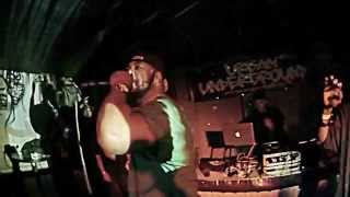 R.I.P  Sean Price (Heltah Skeltah) Operation Lock down LIVE