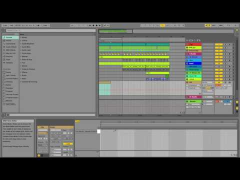Ableton Live Tutorial: How To Quickly Program Trap Hi-Hats