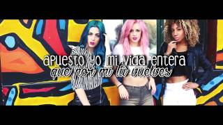 Sweet California feat. CD9 - Vuelves (Letra) HD