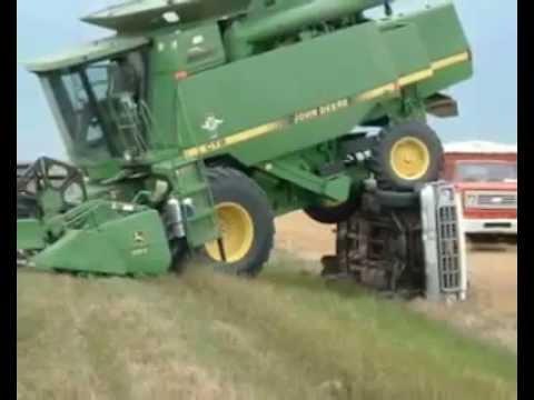 Tarım Makineleri Kazaları - www.ziraatciyiz.biz