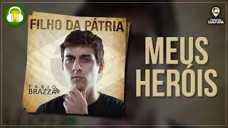 Meus Heróis (Música Rap) - Fabio Brazza (prod. Blood Beatz e BigWiz)