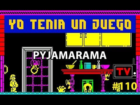 Yo Tenía Un Juego TV #110 - Pyjamarama (ZX Spectrum)