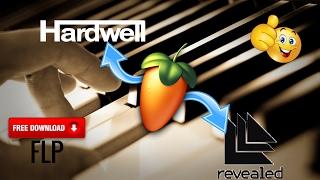 HARDWELL MELODIES [FREE FLP]