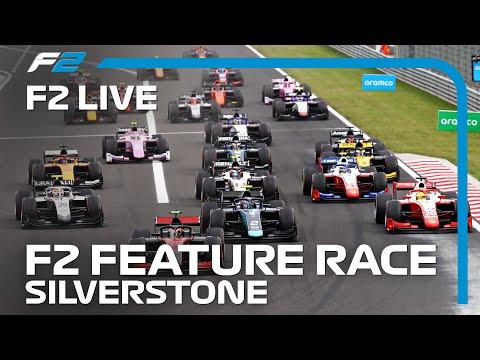 LIVE: Formel 2 Hauptrennen! | 2020 British Grand Prix