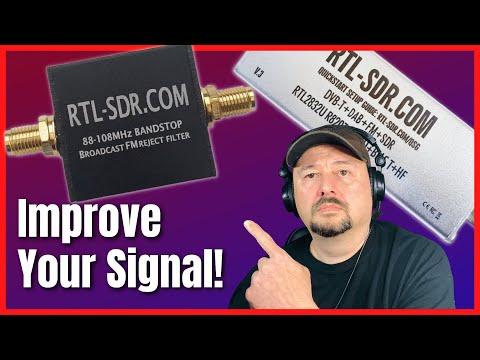 RTL-SRD RF Filters