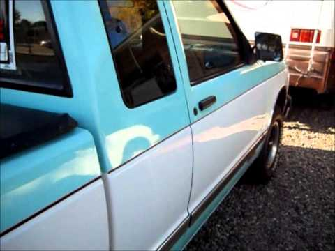 1993 Chevrolet S10 Pickup Problems Online Manuals And