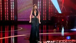 Eurovisión 2012 - Quédate conmigo - Gala TVE