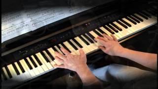 Rock DJ - Robbie Williams - Piano