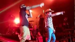 Jason Aldean - Dirt Road Anthem (ft. Ludacris) in Atlanta, GA 5/18/12