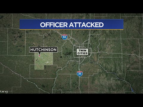 Police: Man Drags Hutchinson Officer With Car, Hits Him With Hammer After Face Mask Dispute