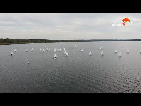 Na sportowo: Regaty na jeziorze Dzierżno