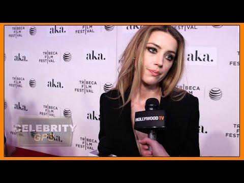 Amber Heard donates $7 M to charity - Hollywood TV