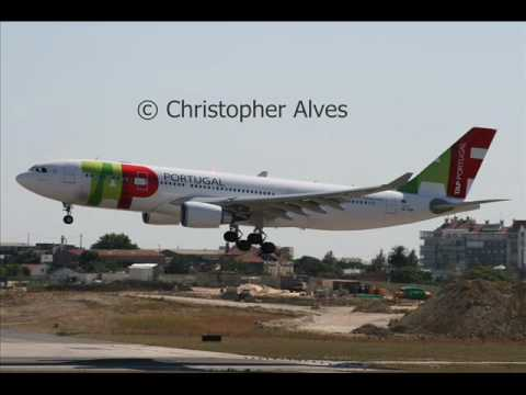 Air Portugal 9707 – ATC Recording