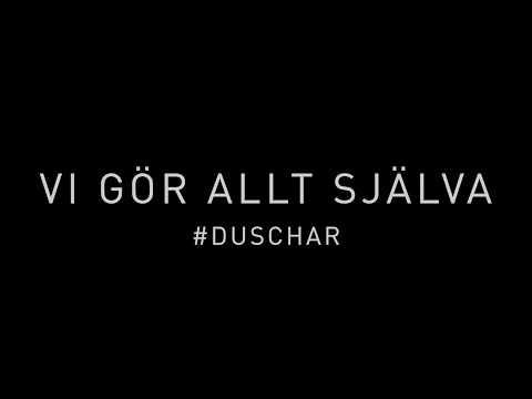 Svedbergs produktion - Duschar