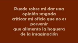 Hasta Que El Cuerpo Aguante-Mägo de Oz (con lyrics-letra) width=