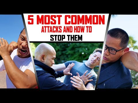 5 Most common attacks and how to stop them