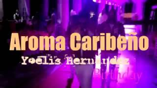 Aroma caribeño Mi Princessa cover en vivo