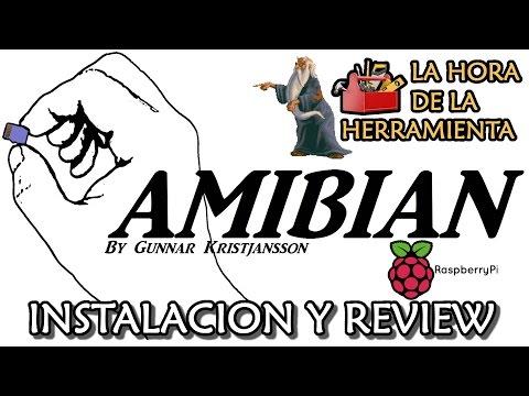 AMIBIAN: Instalación y Review. Amiga en Raspberry Pi | La Hora de la Herramienta