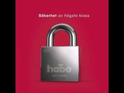 Habo hänglås (SE)