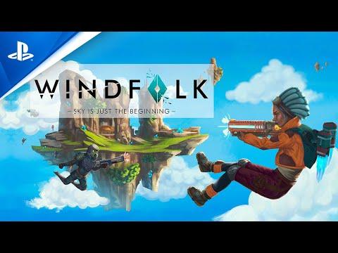 Windfolk – Tráiler PS4 & PS5 en ESPAÑOL – ¡Ya a la venta! | PlayStation España