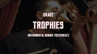 Drake - Trophies (Instrumental Remake)