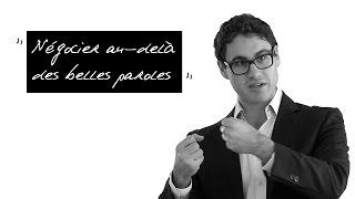 """Prof. #16 Henri Landes """"Négocier au-delà des belles paroles"""""""