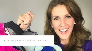 How to Save Money at the Mall