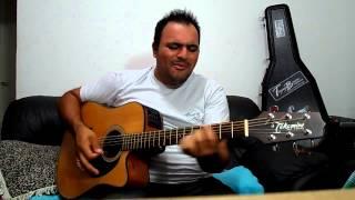 Thyago Bruno voz e violão Amor não vai faltar  (Bruno e Marrone) gosto demais...