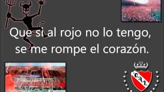 """Canción de Independiente - Ritmo """"Después de ti - Los del Fuego"""""""