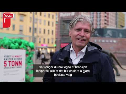 Matsvinnboksen - Ola Elvestuen