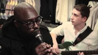 Islington Acoustic: Ghostpoet (26.04.2012)