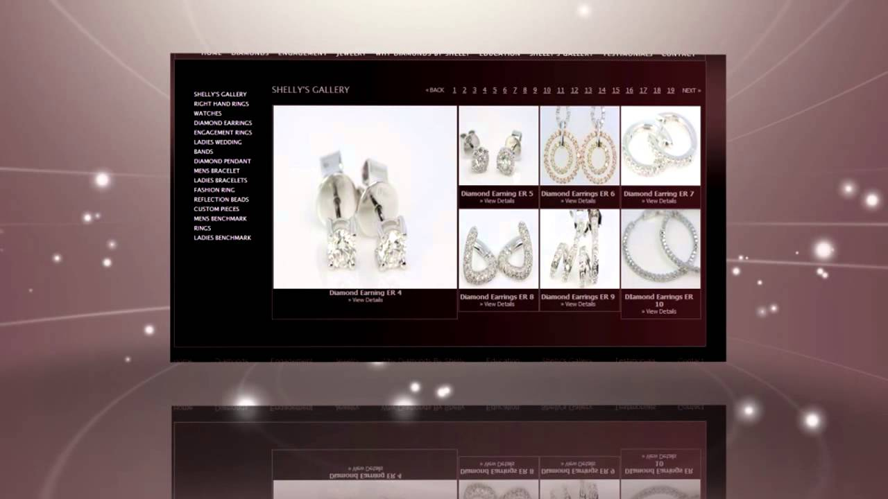 Custom Designed Wedding Rings and Engagement Rings For Men and Women in Chicago, IL. - YouTube